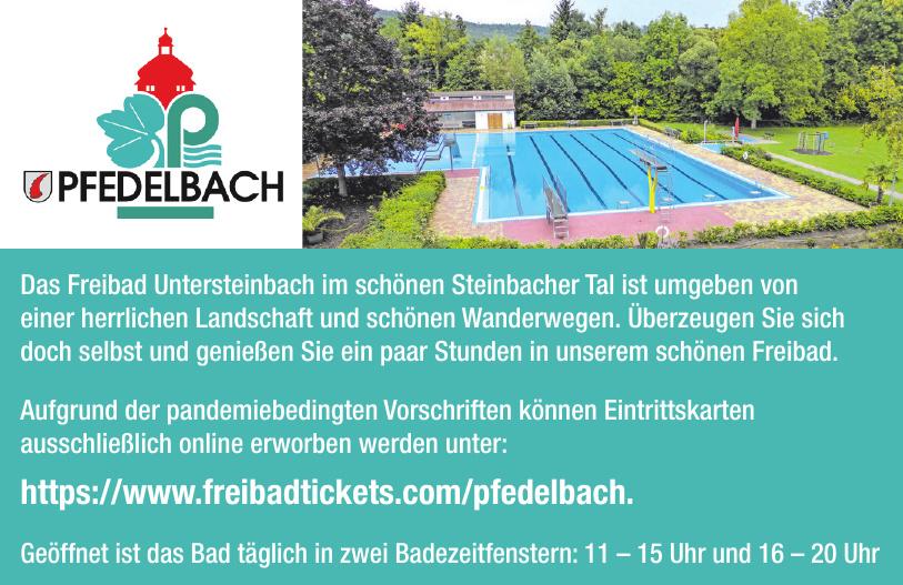 Freibad Untersteinbach