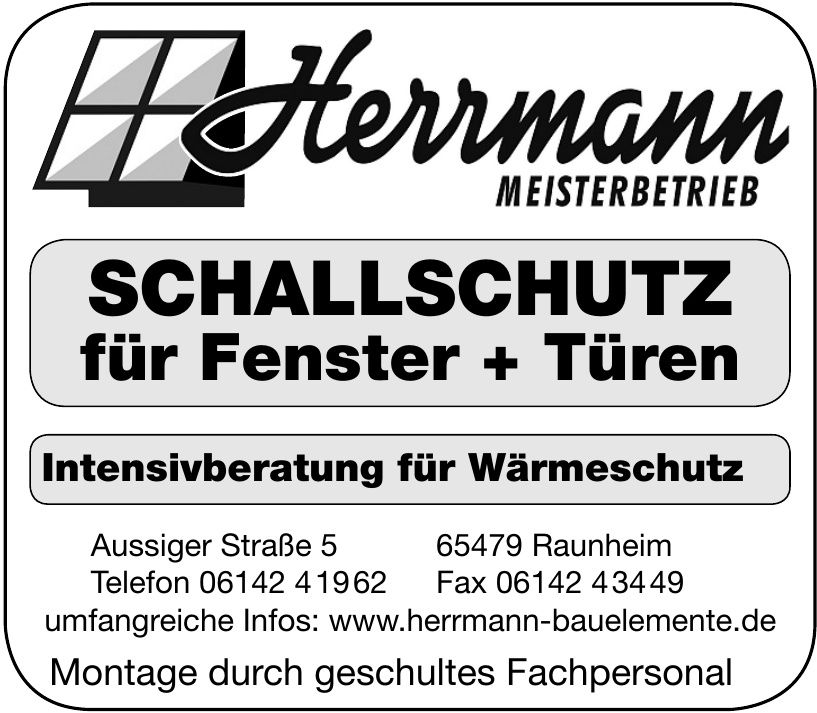 Herrmann Meisterbetrib