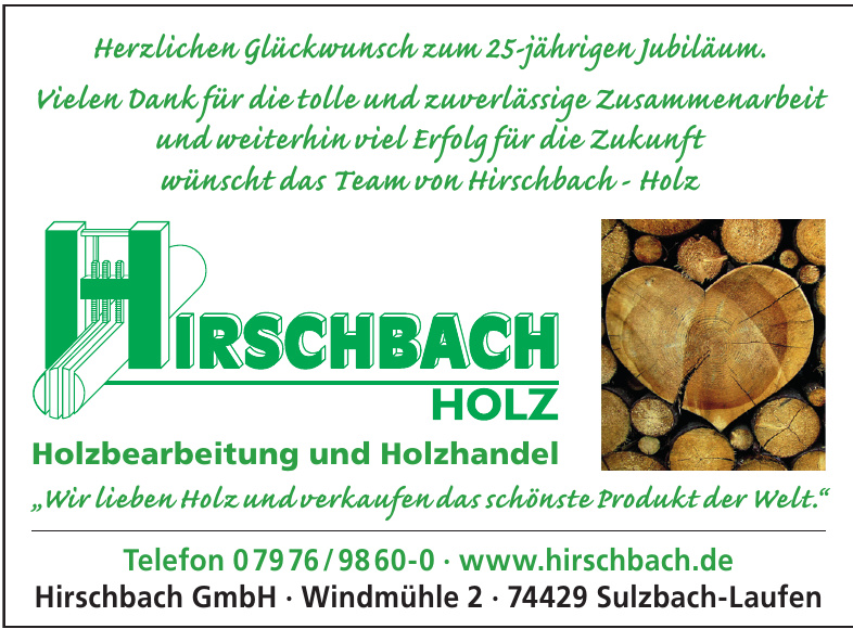 Hirschbach GmbH