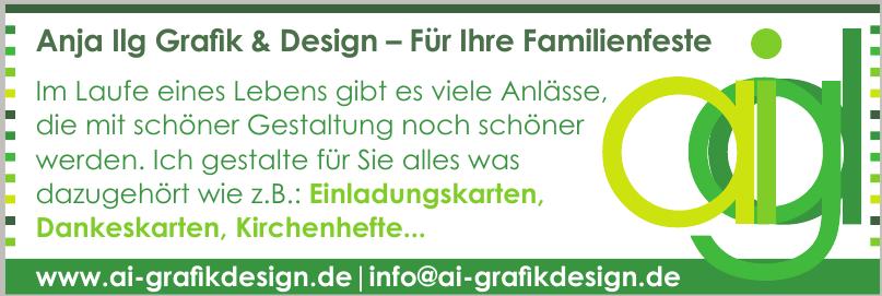 Anja Ilg Grafik & Design
