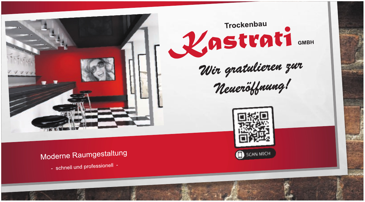 Trockenbau Kastrati GmbH