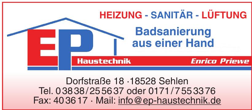 EP Haustechnik