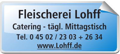 Fleischerei Lohff