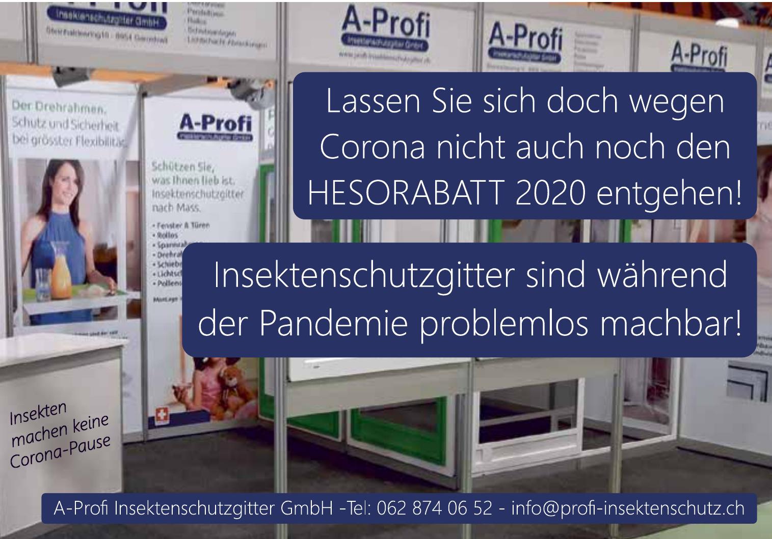 A-Profi Insektenschutzgitter GmbH