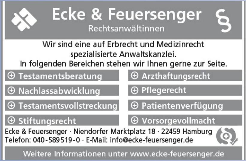 Ecke & Feuersenger Rechtsanwältinnen