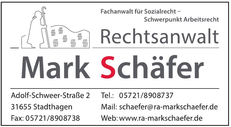 Mark Schäfer Rechtsanwalt