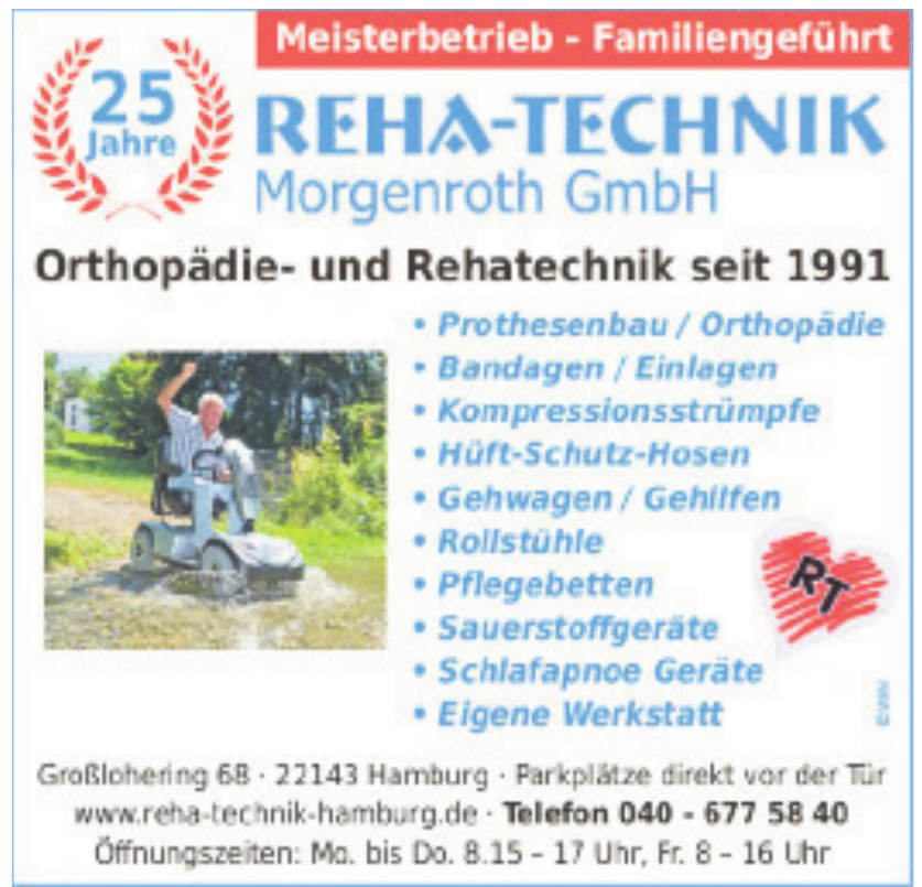 Reha-Technik Morgenroth GmbH