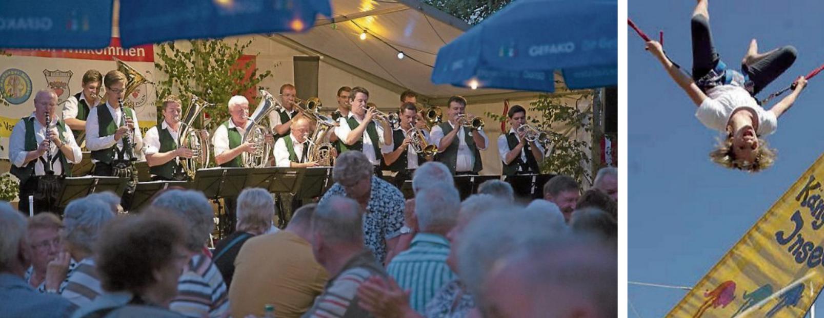 Das Starzach-Fest bietet für Jung und Alt ein attraktives Programm. Archivbilder: Gunar Haid/Gemeinde Starzach