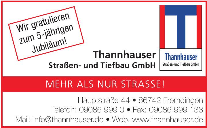 Thannhauser Straßen- und Tiefbau GmbH