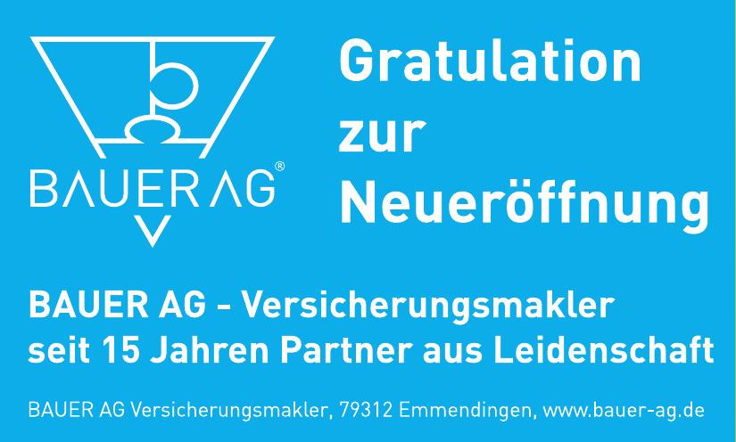 Bauer AG Versicherungsmakler