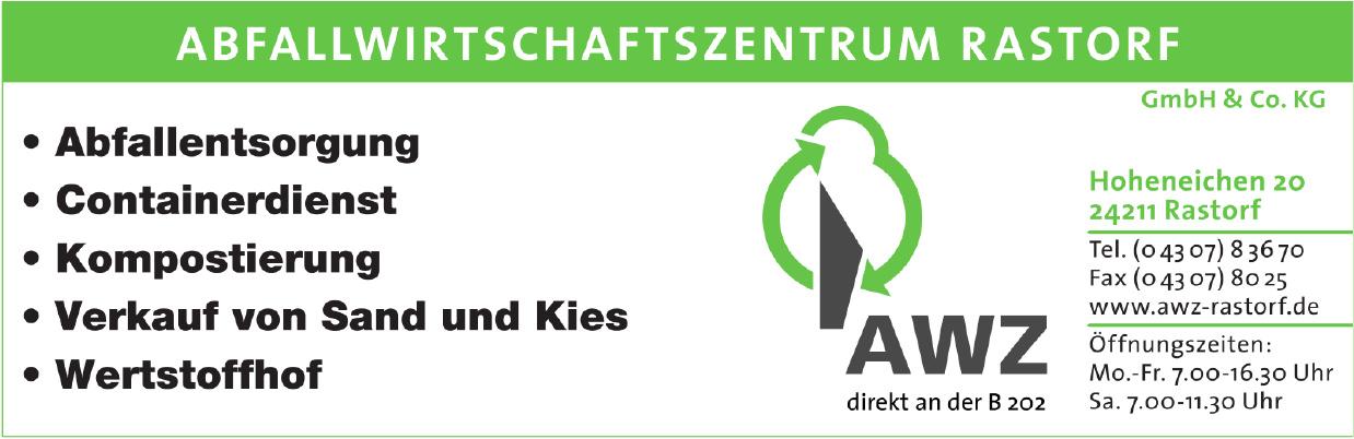 Abfallwirtschaftszentrum Rastorf GmbH & Co. KG