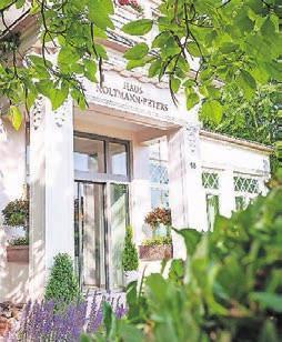 Herzlich willkommen im Hotel Noltmann-Peters