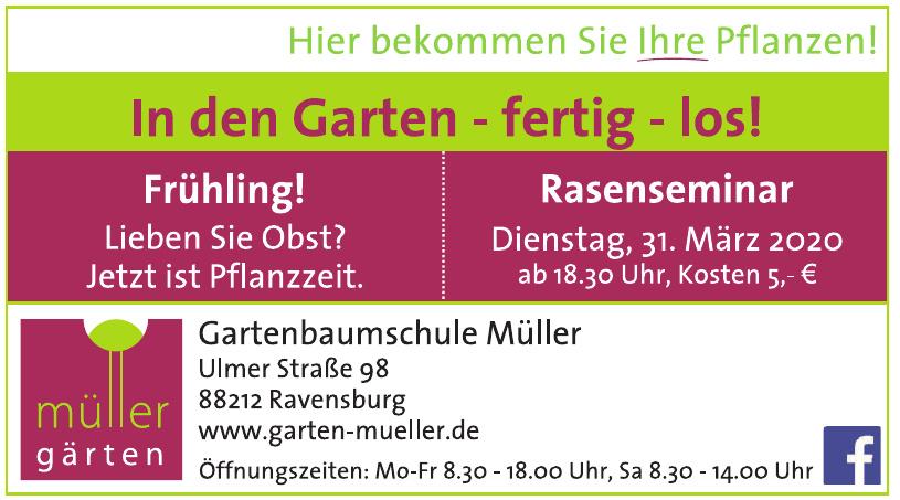 Gartenbaumschule Müller