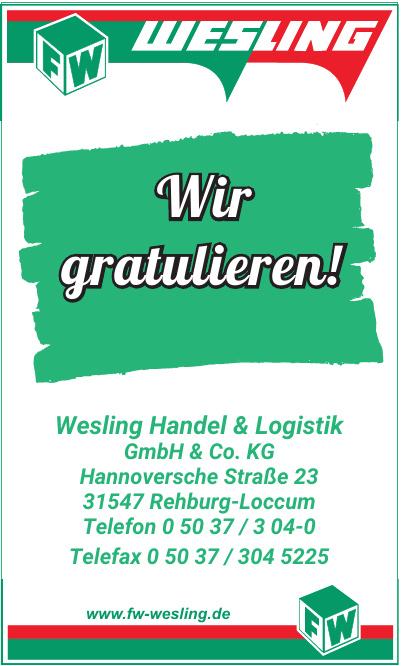 Wesling Handel & Logistik GmbH & Co. KG