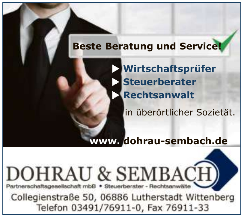 Dohrau & Sembach Partnerschaftsgesellschaft mbB