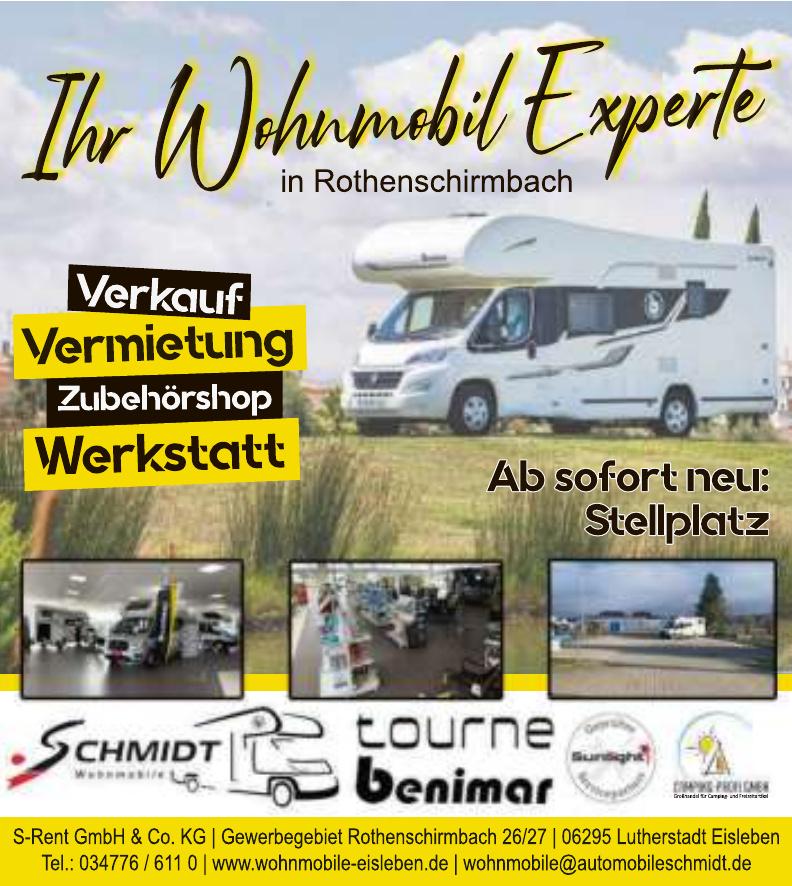 S-Rent GmbH & Co. KG