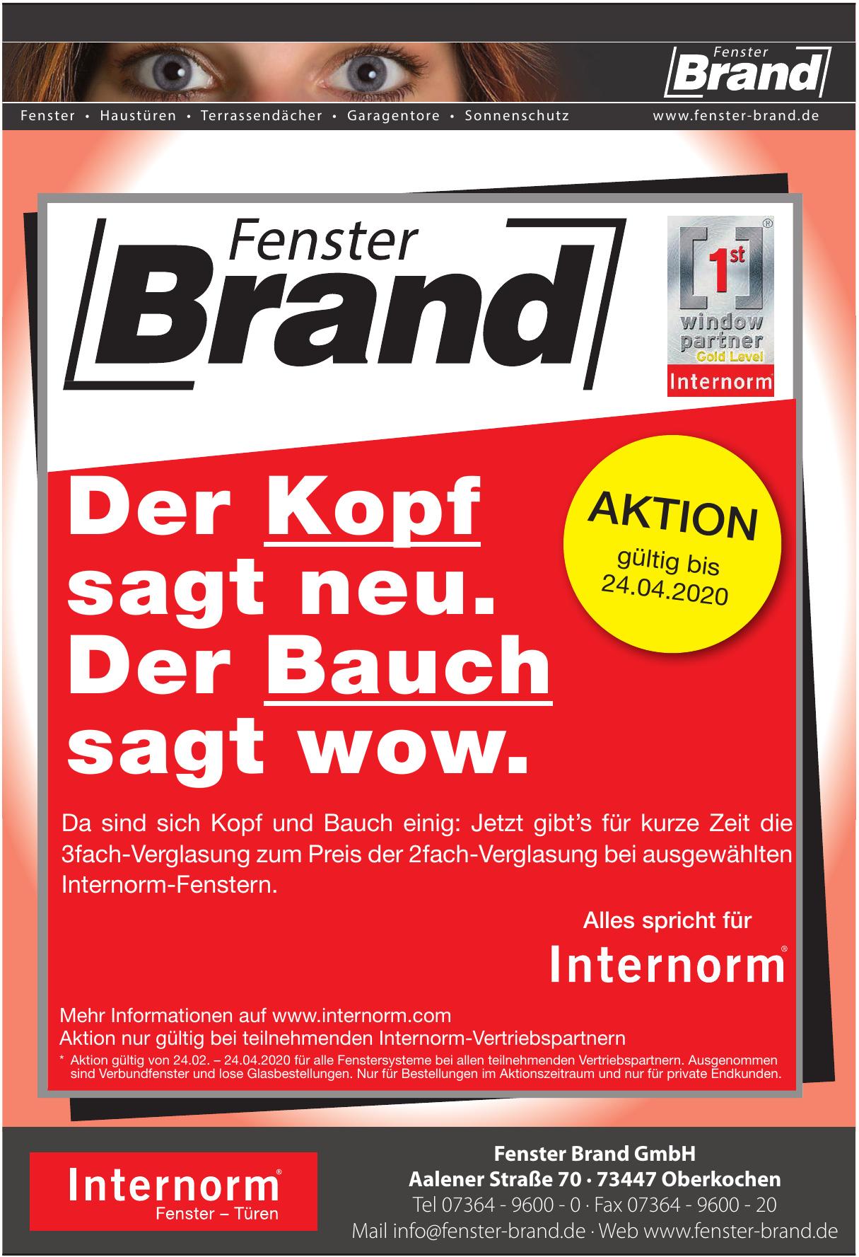 Fenster Brand GmbH