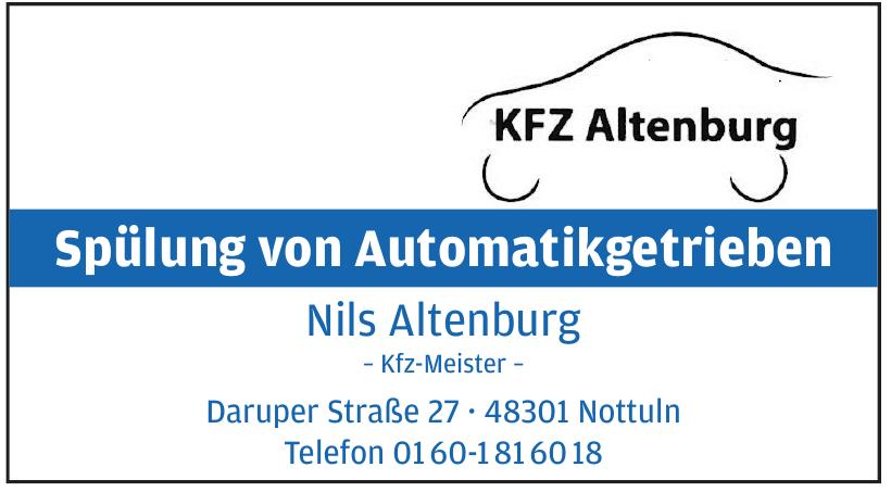 KFZ Altenburg