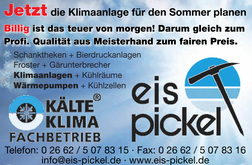 Eis Pickel GmbH