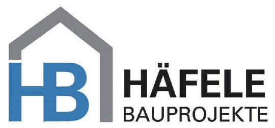 Häfele Bauprojekte GmbHBauträger Entwicklung + Bau von Mehrfamilienhäuserwww.hae-bau.de