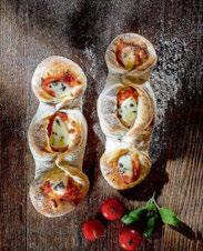 Pizzaschiffchen von Colucci. Foto: PR