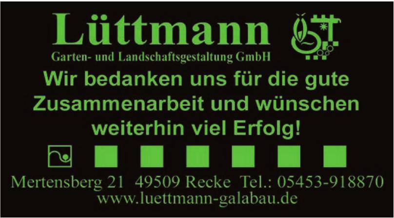 Lüttmann Garten- und Landschaftsgestaltung GmbH