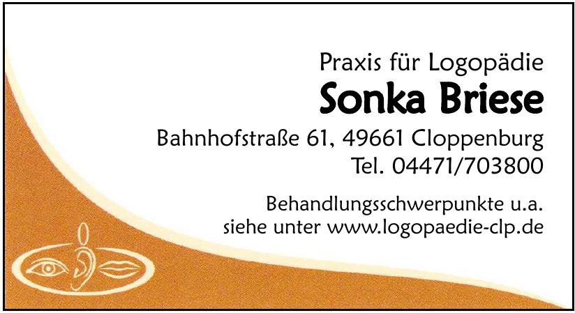 Praxis für Logopädie Sonka Briese