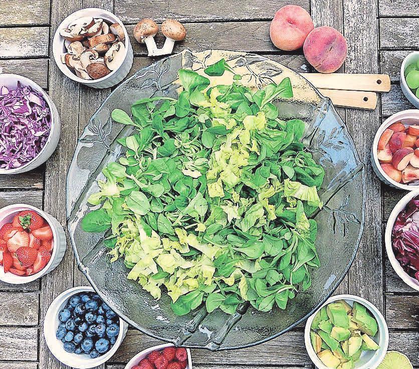 Gesunde Ernährung bringt Genuss und Freude. Foto pixabay.com