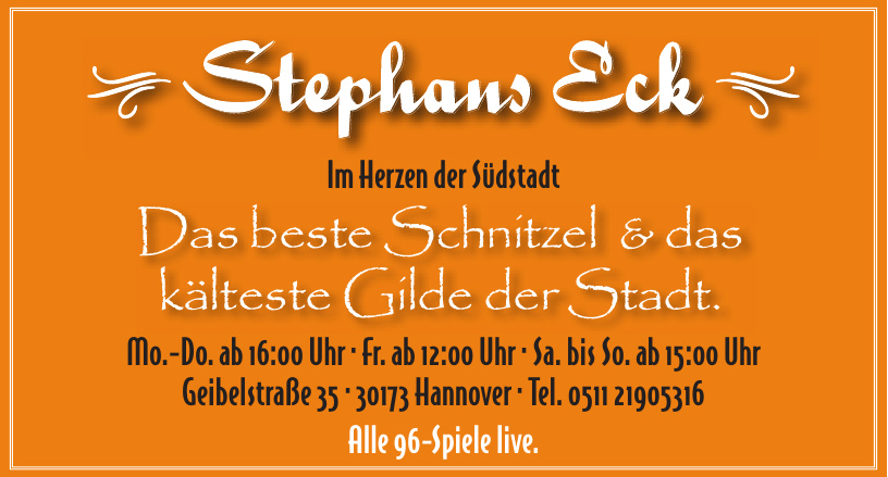 Stephans Eck