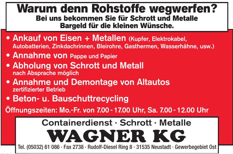 Wagner KG