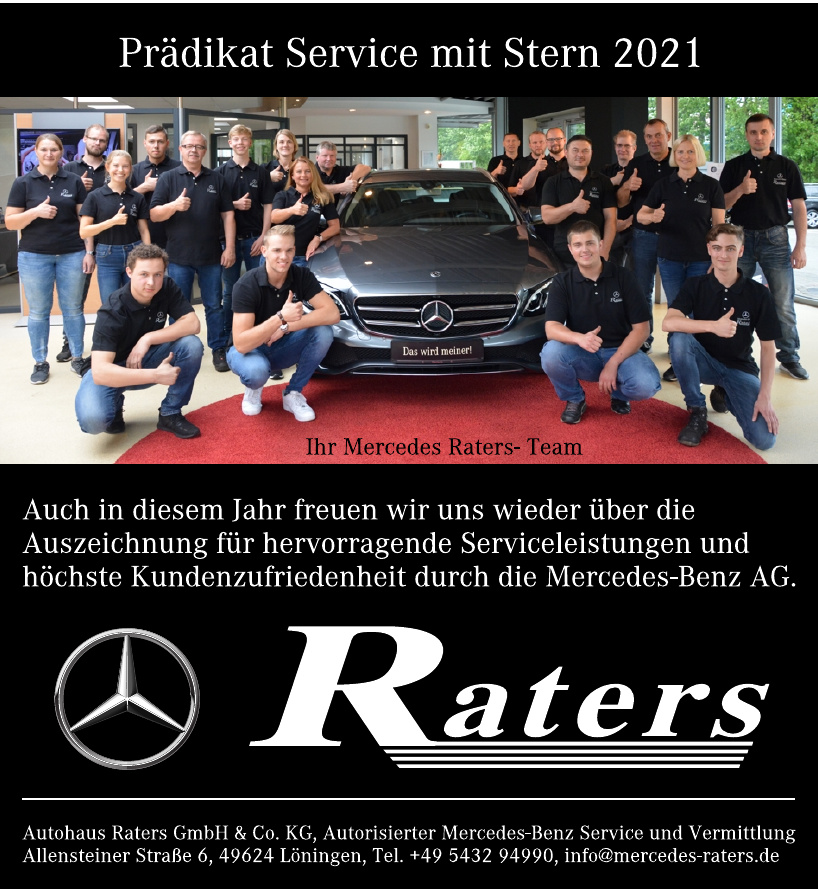 Autohaus Raters GmbH & Co. KG