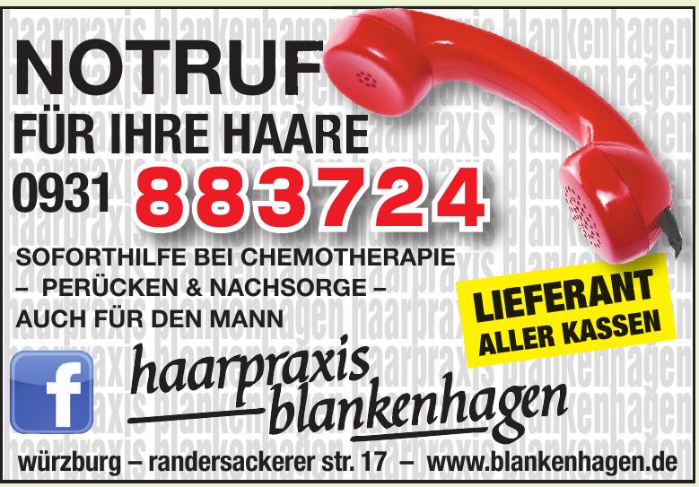 Haarpraxis Blankenhagen