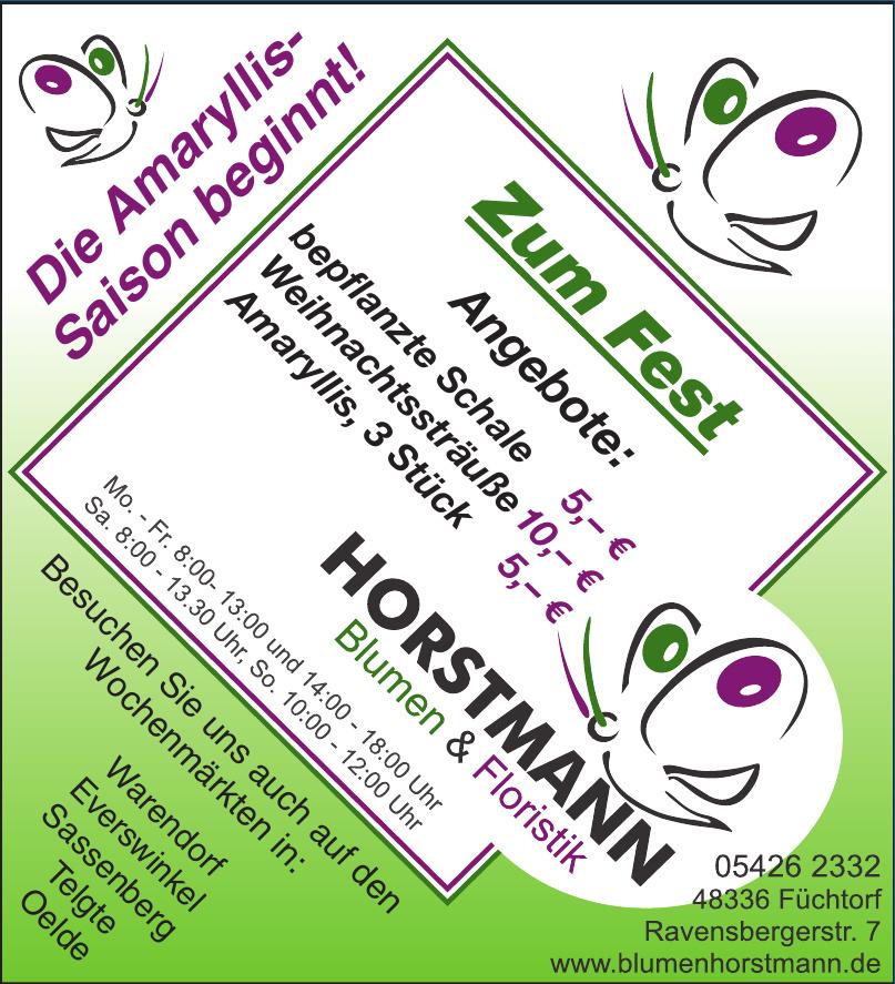 Blumen & Floristik Horstmann