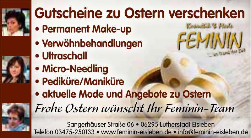 Feminin Eisleben