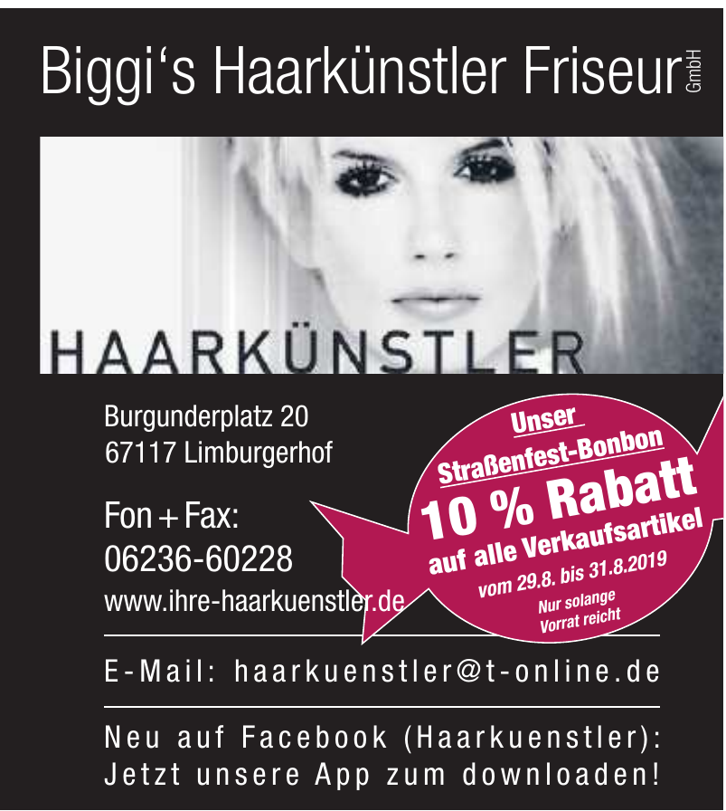 Biggi´s Haarkünstler Friseur GmbH