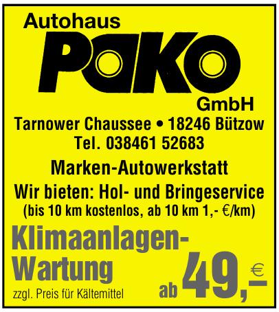 Autohaus Pako GmbH