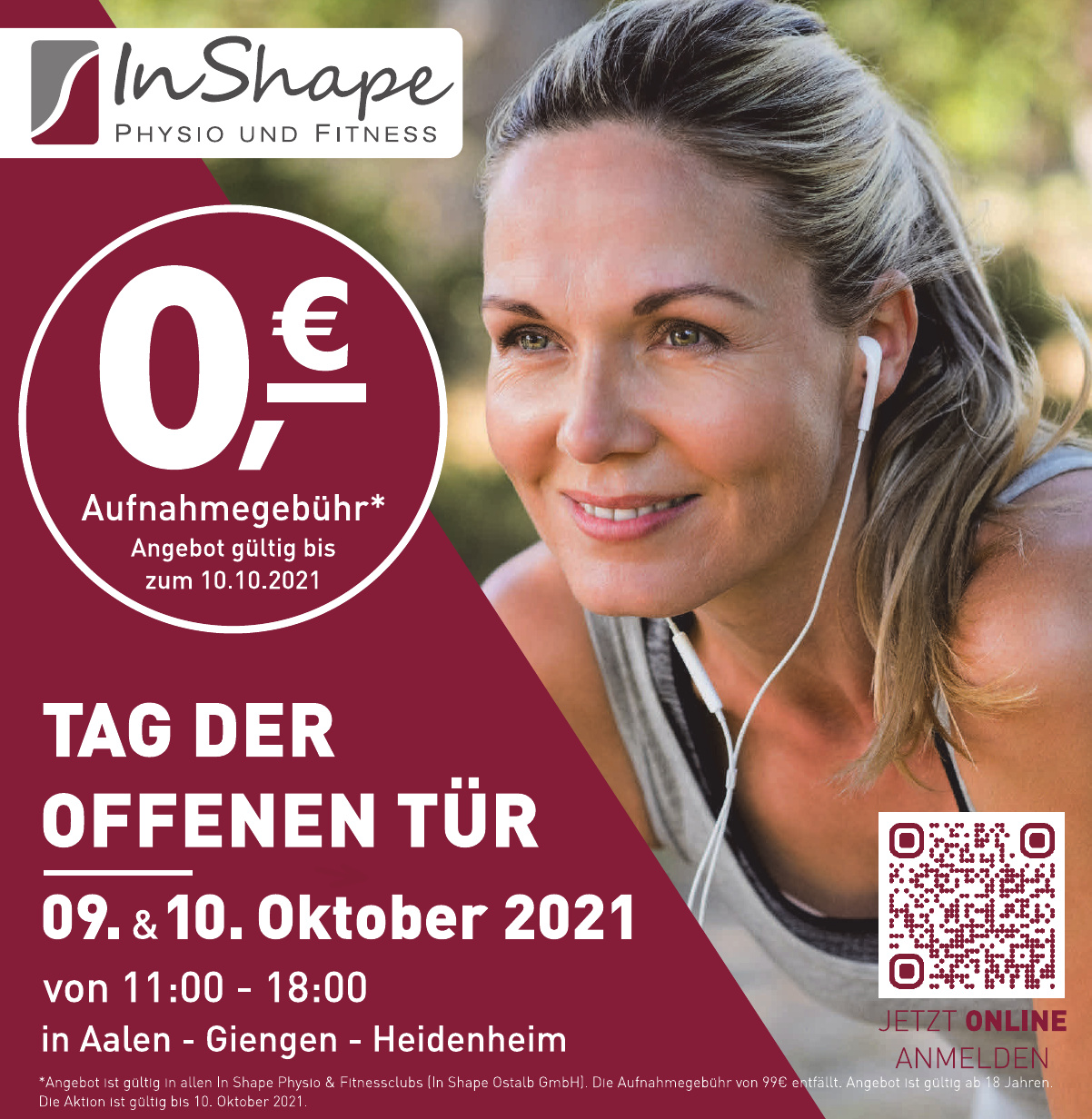 In Shape Physio & Fitness