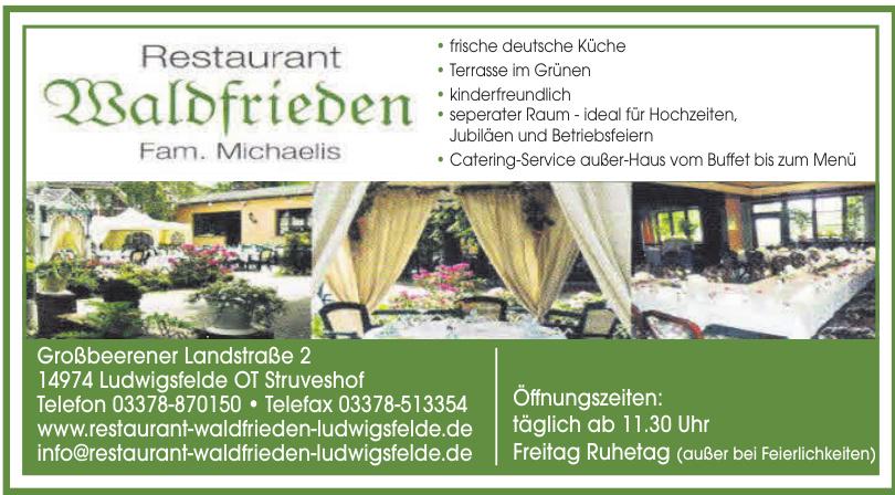 Restaurant Maldfrieden