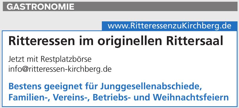 Ritteressen Kirchberg