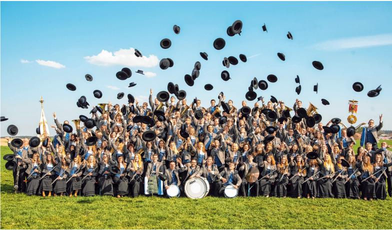 Das Jubiläumsjahr des Musikvereins - ein Fest jagt das andere Image 6