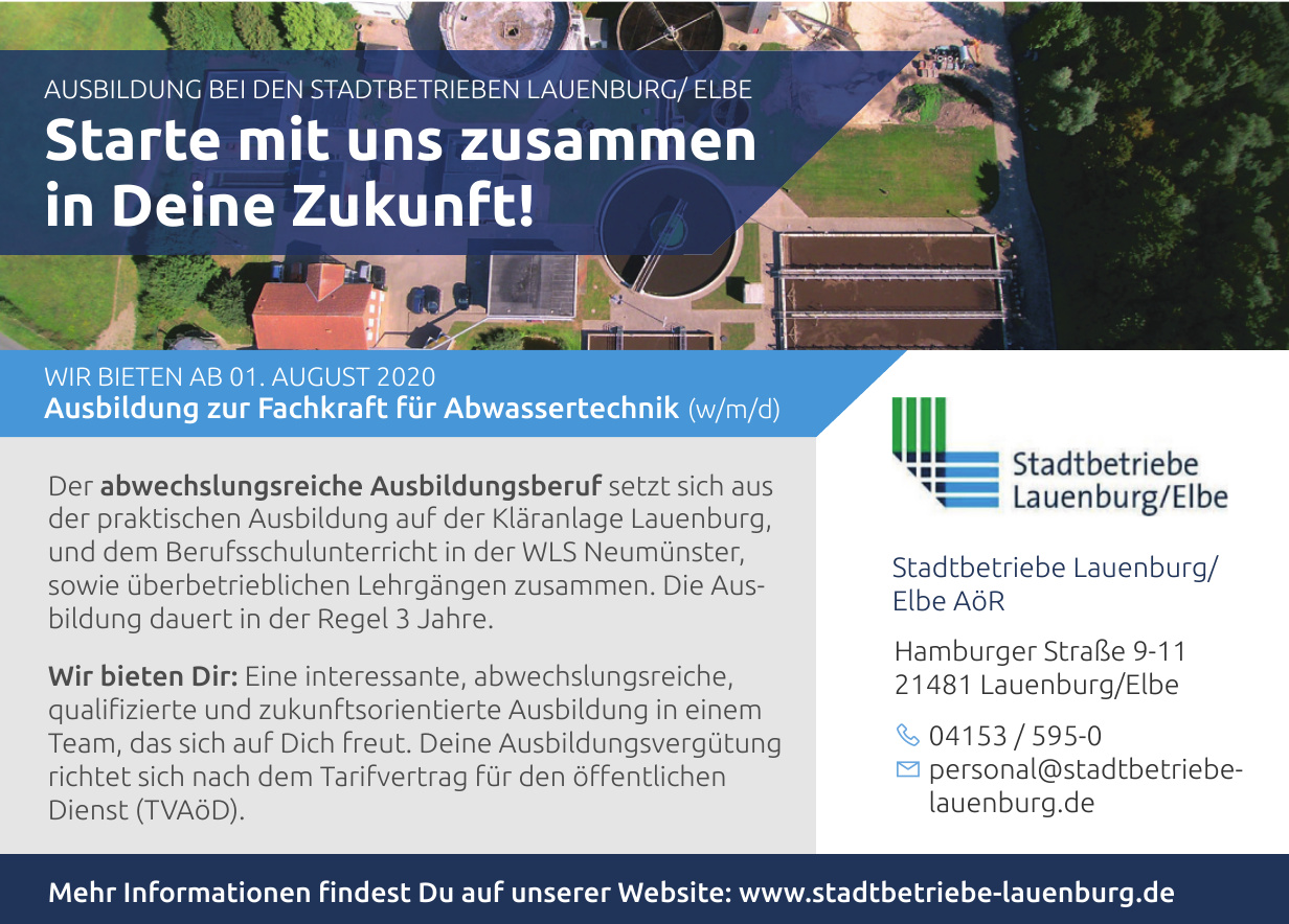 Stadtbetriebe Lauenburg/Elbe AöR