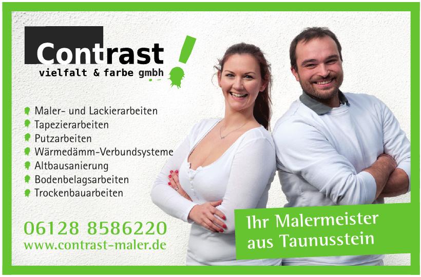 Contrast! vielfalt und farbe GmbH