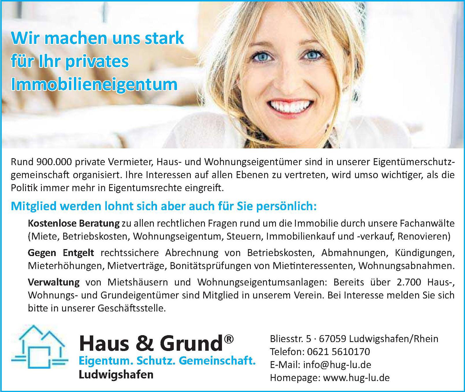 Haus & Grund Ludwigshafen/Rh. e.V.