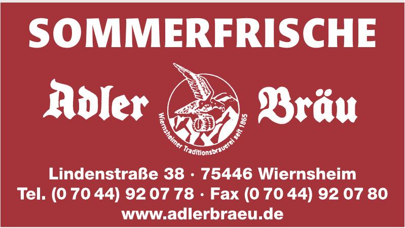 Adler Bräu