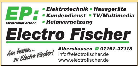 EP: Electro Fischer
