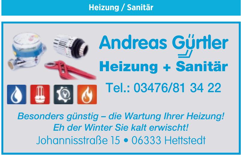 Andreas Gürtler