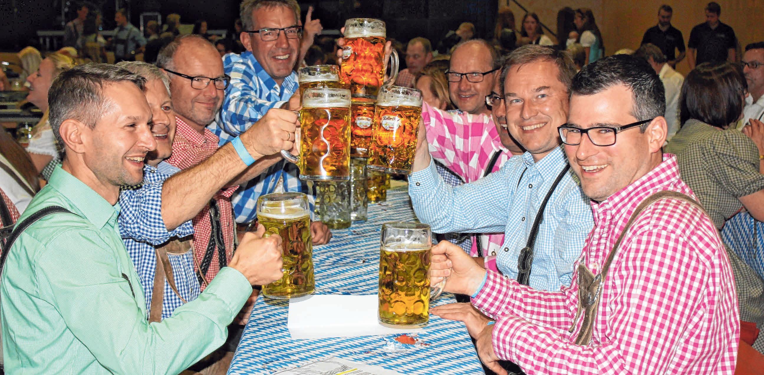 Sportverein Denkingen wird 50 Jahre Image 1