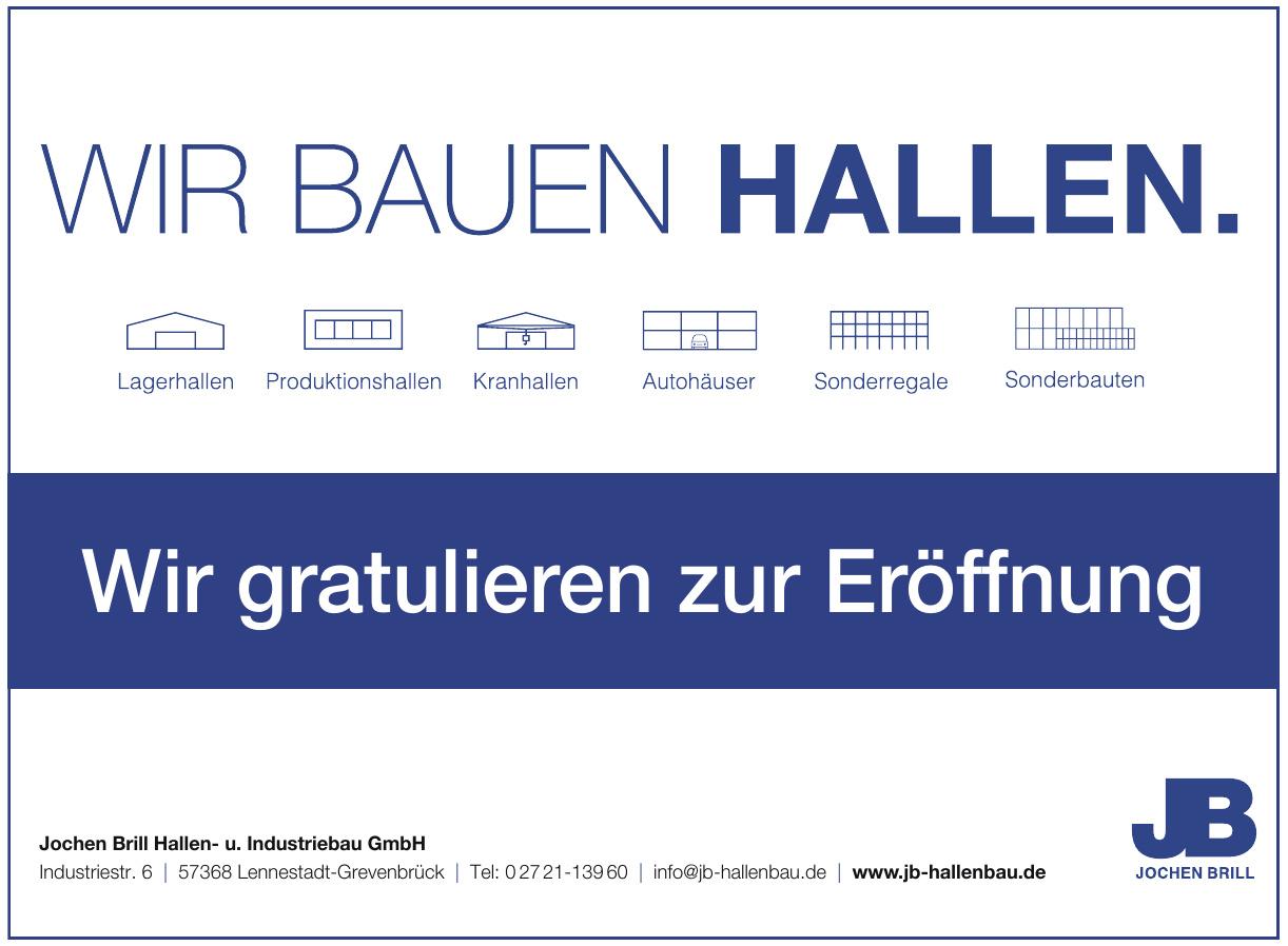 Jochen Brill Hallen- u. Industriebau GmbH