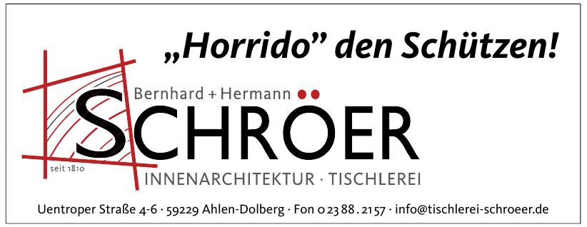 Bernhard + Hermann Schröer