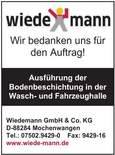 Peter Wiedemann GmbH & Co. KG